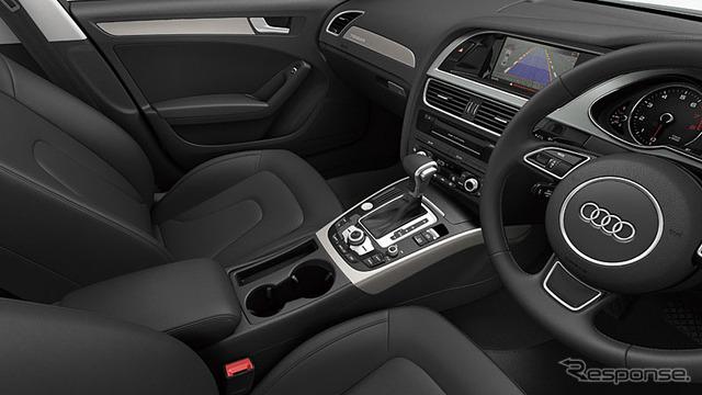 Audi, A4 ชุดหรูในบรรทัด