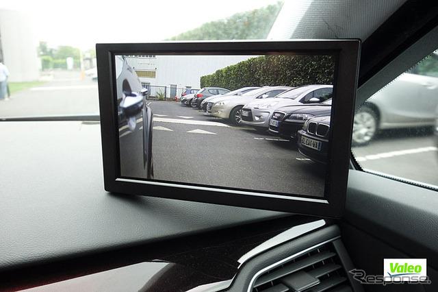 Site streams-camera monitor system