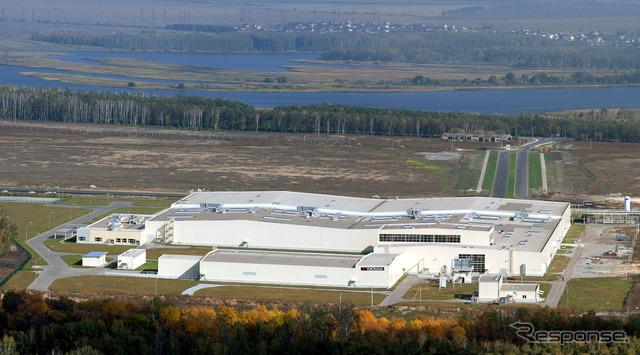 โรงงานยางรถยนต์โดยสาร LLC-โยโกฮาม่า-R.P.Z