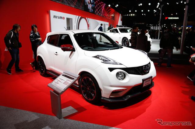 Nissan Juke Nismo RS (2015 Tokyo Auto Salon)