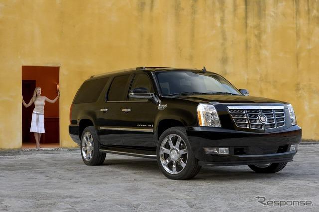 Its predecessor's Cadillac Escalade