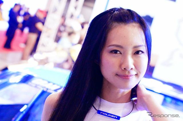 Falken booth Companion (Tokyo Auto Salon 2015)