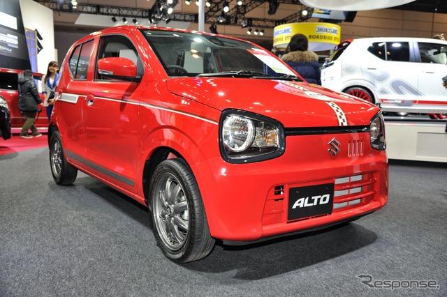 Suzuki Alto OEM model