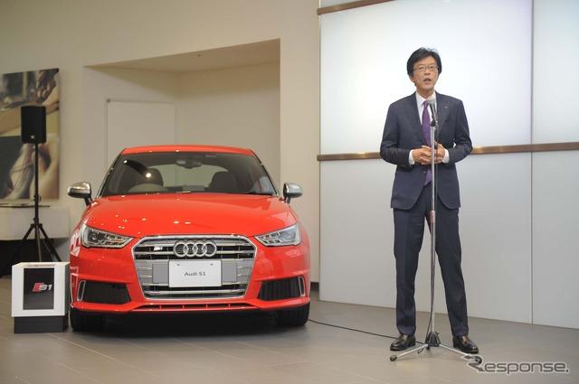 ออดี้ญี่ปุ่น Kawamura Hiroshi