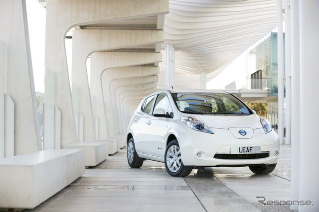 Nissan Leaf (European model)