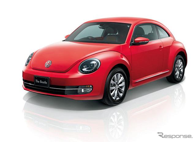 La flor del escarabajo VW