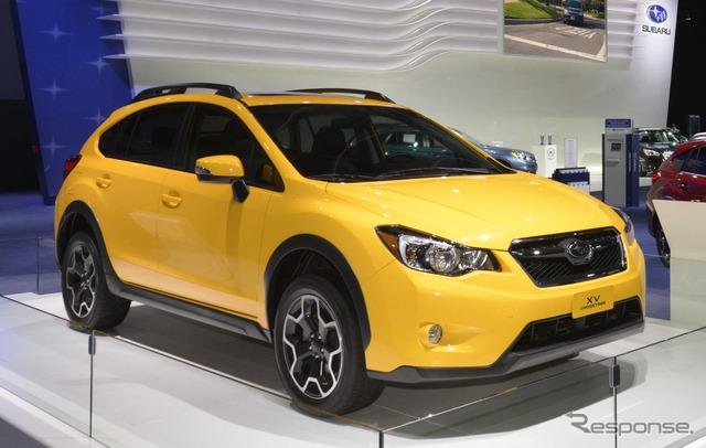 Subaru XV Crosstrek Special Edition (2015 North American International Auto Show)