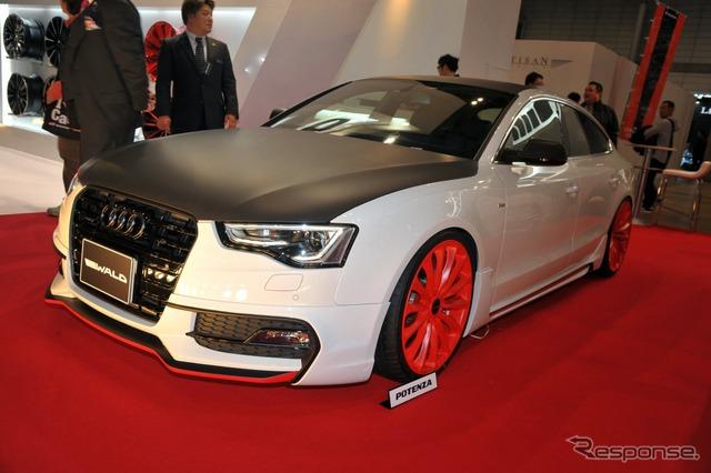 Audi A5 WALD sports line (Tokyo Auto Salon 2015)