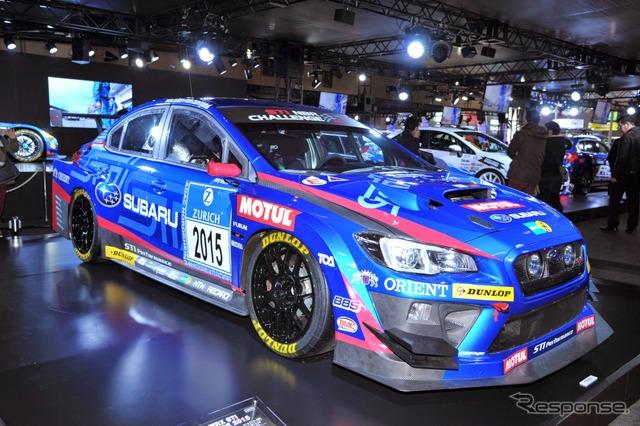 Subaru WRX STI NBR Challenge 2015 (2015 Tokyo Auto Salon)