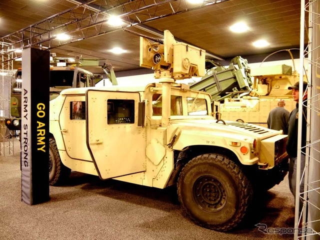 US ARMY (Detroit Motor Show 15)