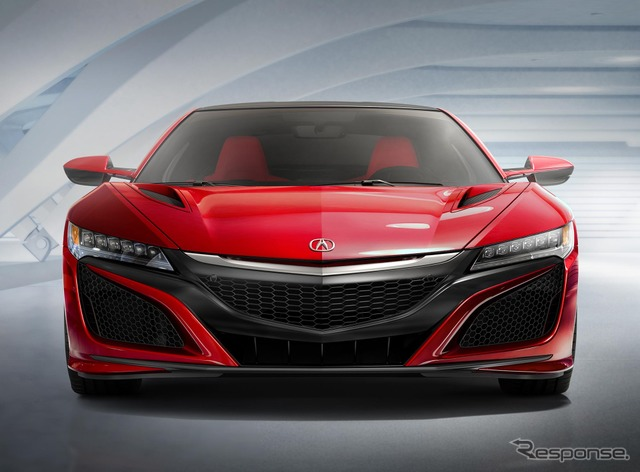 Acura NSX Commercial Model