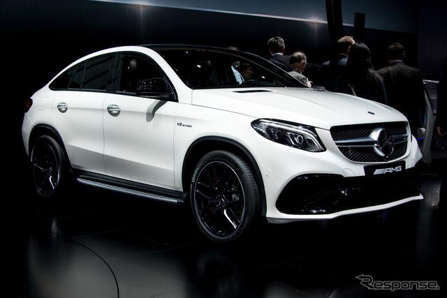Mercedes - AMG GLE 63 S (Detroit Motor Show 15)