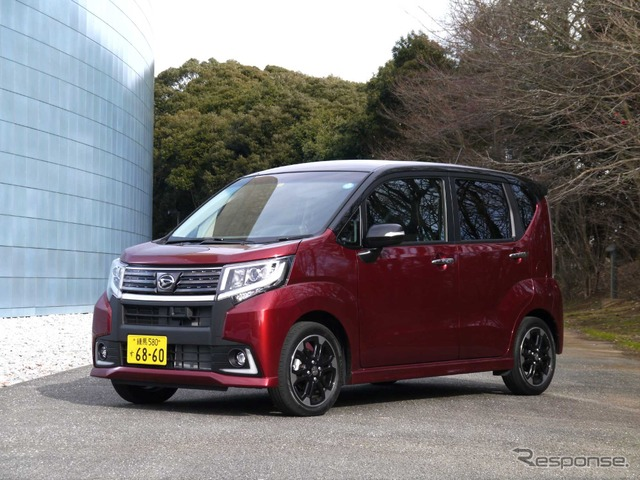 Daihatsu Move Custome RS Hyper SA