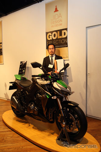 Kawasaki, Z1000