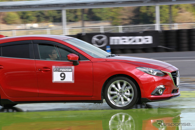 Mazda grassroots category