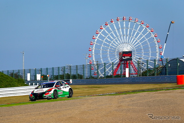 FIA World Touring Car Championship (WTCC) round Japan Suzuka circuit