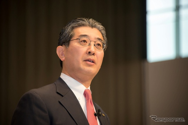 KATAGIRI Takao, Vice President of Nissan Motor Co.