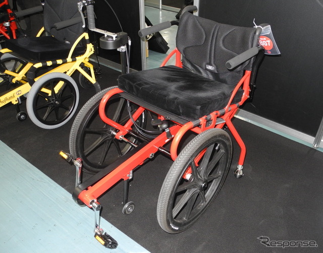 TESS legs pedaled wheelchair 'profundo'