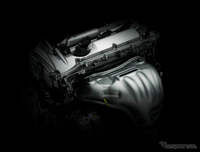 2.5 L 2AR-FE Dual VVT-I engine