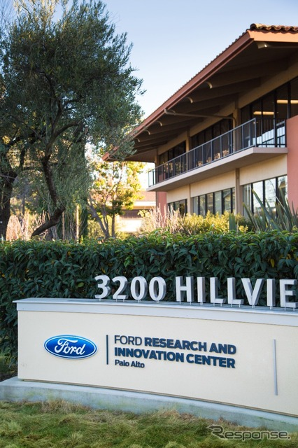 Ford Motor Co. United States, California, Silicon Valley research and Development Center