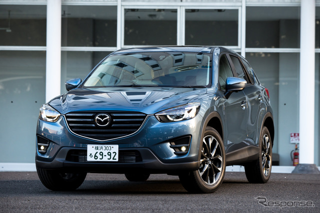 New and Improved Mazda CX-5