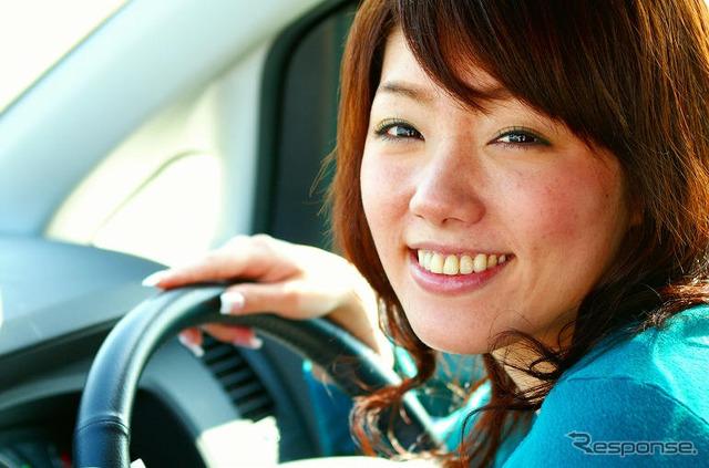 かのん CHAN, and drive along Strada F class