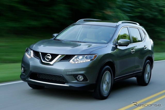 Nissan Rogue (X-Trail in Japan)