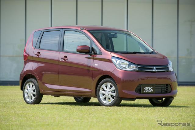 Mitsubishi, eK wagon