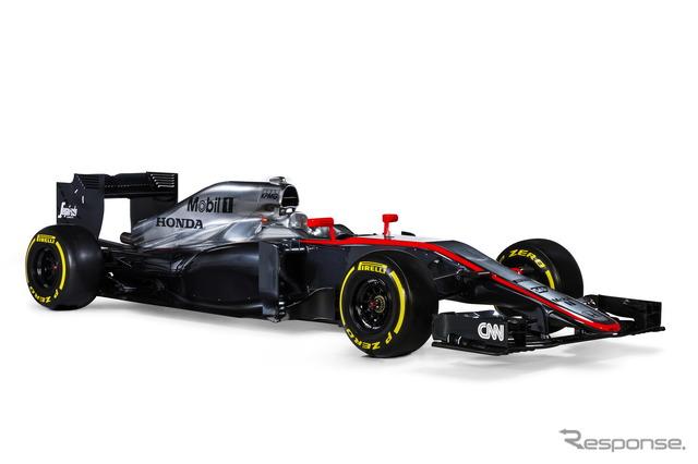"""McLaren-Honda """"MP4-30"""""""