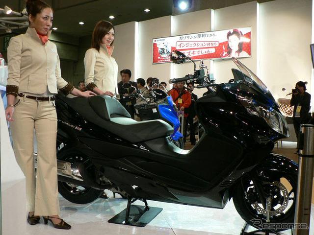 Suzuki, motorcycle show 2006