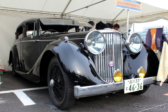 Hosei University Sports Association automotive Department OBOG