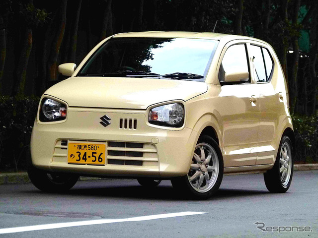 Suzuki Alto X