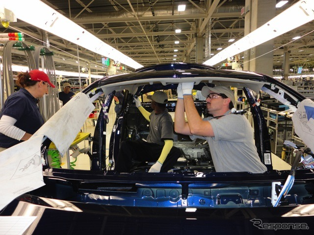 Toyota's Mississippi plant (source image)