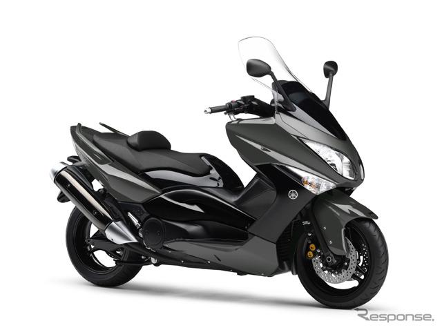 Yamaha TMAX European specifications