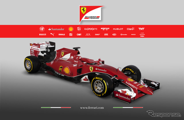 "Ferrari ""SF15-T"""