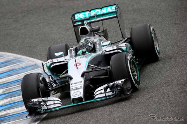 Nico Rosberg (Sauber)