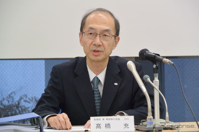 Fuji heavy industries, Takahashi m. Director Executive Officer