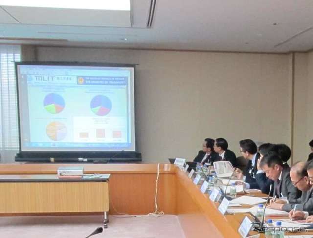 Viet Nam high-speed road seminar