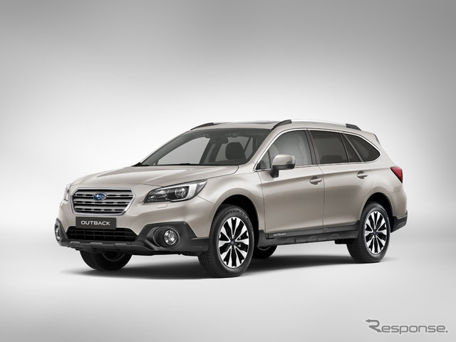 Subaru Outback ( by 2015, European specifications )