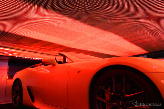 INTERSECT BY LEXUS - TOKYO × MEDIA AMBITION TOKYO 2015 「1,220」