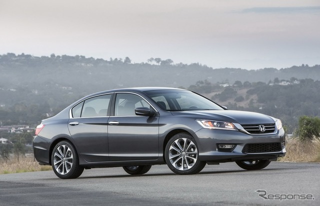New Honda Accord for North America