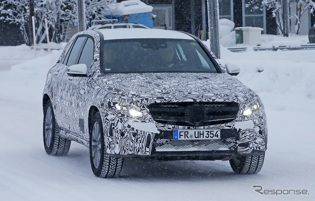 Mercedes-Benz GLC sendok foto