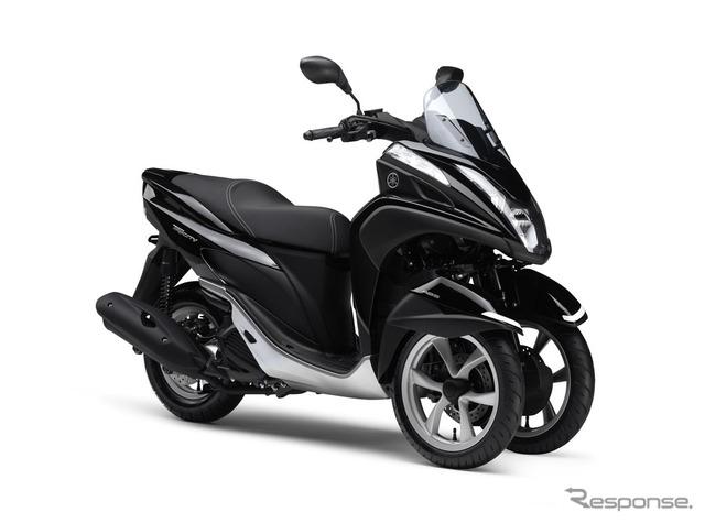 Yamaha Tri MW125 ABS