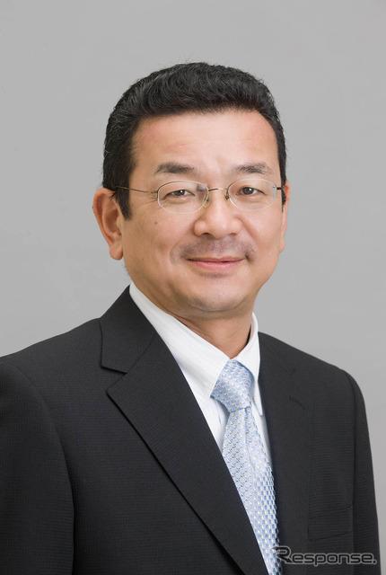 New President yasato Takahiro Honda