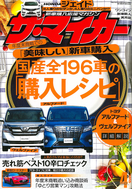 The private car by 2015, April issue