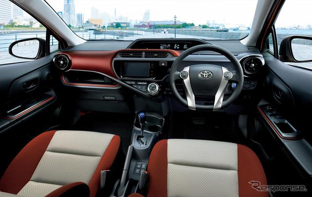 Toyota Aqua new