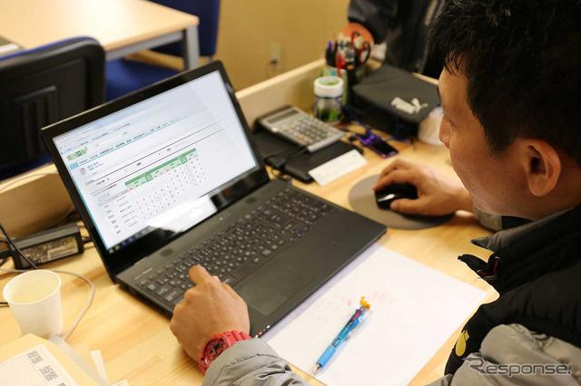 إنشاء خطة عمل عن طريق الكمبيوتر