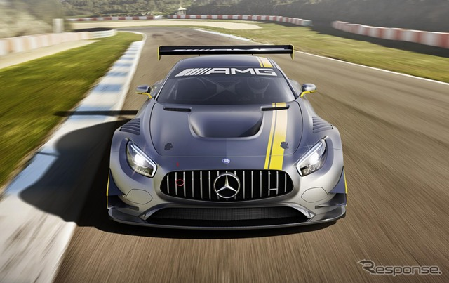 Mercedes - AMG GT3