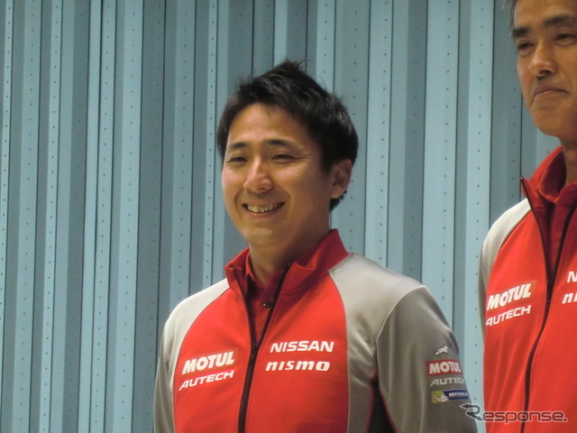 Tsugio Matsuda got the long-awaited Le Mans challenge opportunity