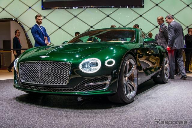 Bentley EXP 10 speed 6 (Geneva Motor Show 15)